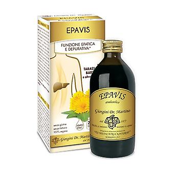 EPAVIS LIQUID ANALCOOL 200ML None