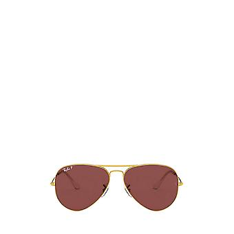 Ray-Ban RB3025 legend gold unisex sunglasses