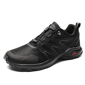 Hombre Trail Running Zapatos K632 Negro