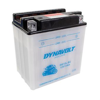 Dynavolt CB10LB2 High Performance Battery With Acid Pack