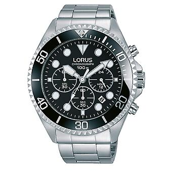 Mens Watch Lorus RM319GX9, Quartz, 45mm, 10ATM