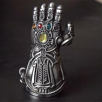Avengers Infinity War Thanos Cosplay Gloves Armor Model Keychain
