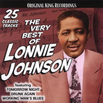 Lonnie Johnson - Very Best of Lonnie Johnson [CD] USA import