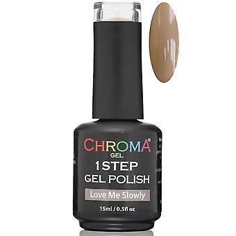 Chroma Gel One Step Gel Polish - Love Me Slowly
