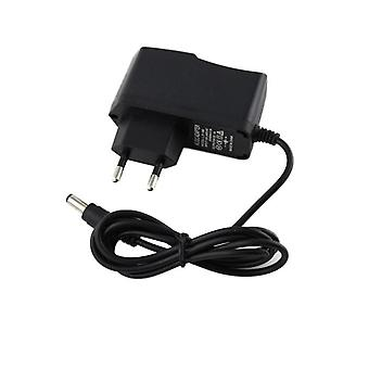Hiseeu DC 12V 1A AC 100-240V Power Supply Converter Adapter Switch 5.5mm * 2.5mm Plug EU US AU UK Plug