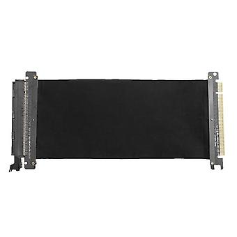 24cm High Speed Pc Graphics & Pci Express Connector Cable Riser Card Pci-e 16x