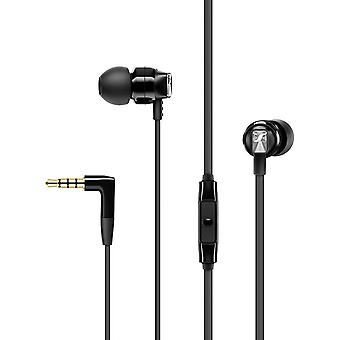 CX 300S Ear-Canal Headphones with Universal Smart Remote - Black