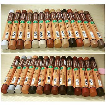 طلاء الأثاث وإصلاح الأرضيات الشمع Crayon- سكراتش القلم التصحيح