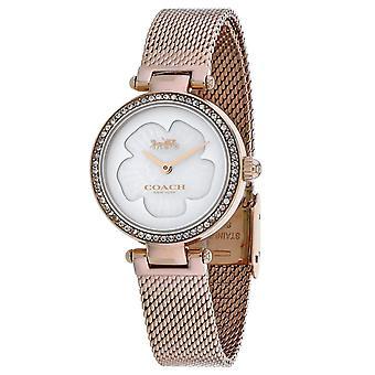 Coach Women's Park White Dial Watch - 14503511