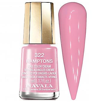 Mavala Pastel Fiesta 2021 Spring/Summer Nail Polish Collection - Hamptons (322) 5ml