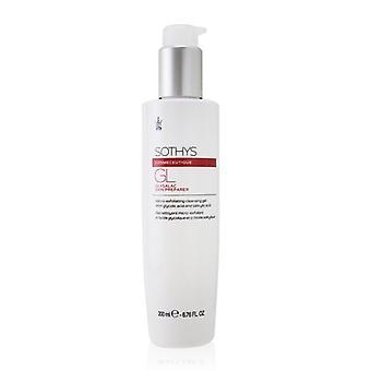 Sothys Cosmeceutique GL Glysalac Skin Preparer Micro-Exfoliating Cleansing Gel - With Glycolic Acid & Salicylic Acid 200ml/6.76oz