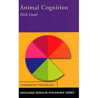 Nick Lundin eläinten kognitio - 9780415252980 Kirja