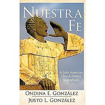 Nuestra Fe by Justo L. Gonzalez - 9781630885816 Book