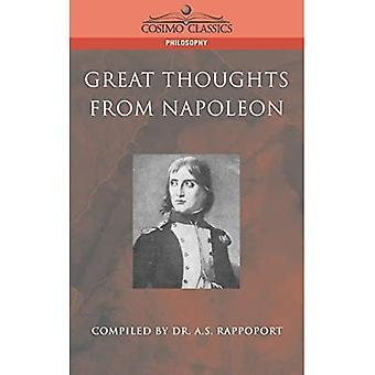 Grandes Pensamentos de Napoleão
