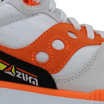 Saucony Azura White/Orange/Black S70437-2 Men's