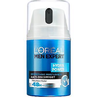 L'Oreal Paris Creme Moisturizing Men Hydra Power 50 ml