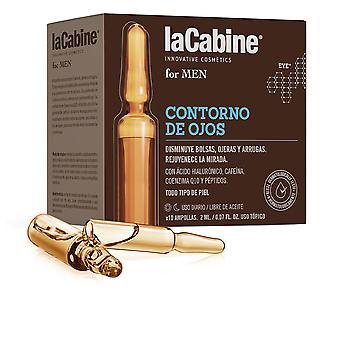 La Cabine La Cabine för män Ampollas Eye Contour 10 X 2 Ml för män