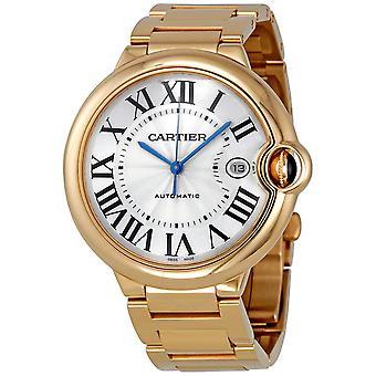 Cartier Ballon Bleu Large Men's Watch W69006Z2