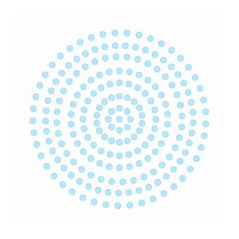 Couture Creations - Powder Blue - 2mm Ädelstenar (424st)