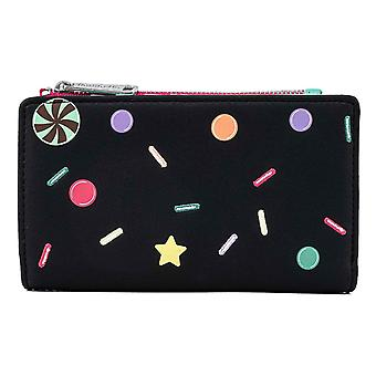 Loungefly Disney Purse Wreck It Ralph Vanellope ny officiell Bifold