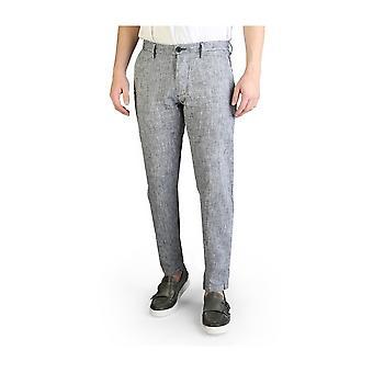Yes Zee - Ropa - Pantalones - P682-UN00-2001 - Hombres - gris, blanco - L