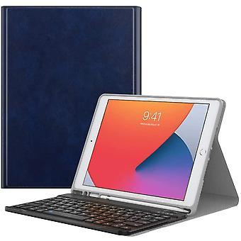 """FengChun Tastatur Hülle Kompatibel mit Neu iPad 8. Generation 10.2"""" 2020 / iPad 7. Gen 2019,"""