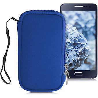 """FengChun Handytasche für Smartphones L - 6,5"""" - Neopren Handy Tasche Hülle Cover Case Schutzhülle"""