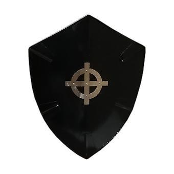 Metal Medieval Curved Kite Viking Shield SWE66