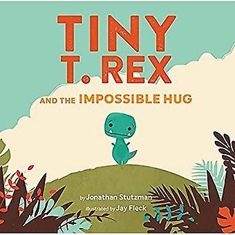 Pequeno T. Rex e o abraço impossível