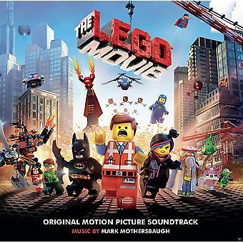 Płyta CD z oryginalną ścieżką dźwiękową do filmów LEGO