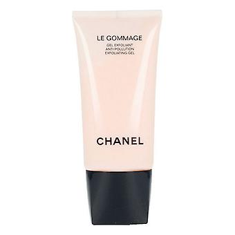 Anti-forurensning Fuktighetsgivende Gel Chanel Le Gommage Exfoliant (75 ml)