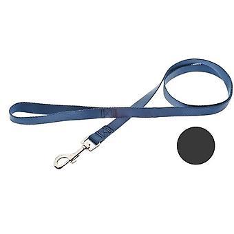 Ferribiella Fuss-Dog Nylon Strap Black (Honden , Halsbanden en Riemen , Riemen)