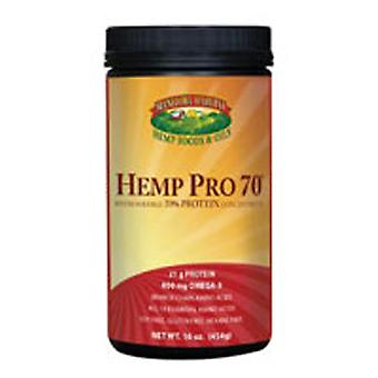 Manitoba Harvest Hemp Yeah! Organic Max Protein, 20 g, Unsweetened 16 Oz