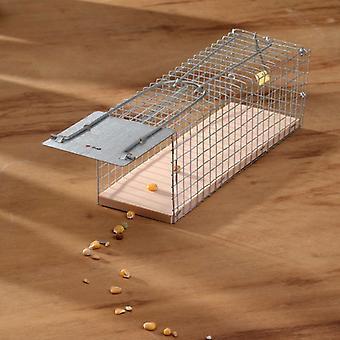 Nature Rat Live Trap 27,5 x 9,5 x 9,5 cm 6060105