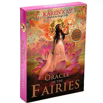 new oracle of fairies 78 card oracle deck romantic modern witch light seer's sacred destiny archangel sm37670