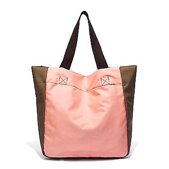 Bolso de compras plegable bolso de compras reutilable bolso de mano de comestibles reutilizable impermeable