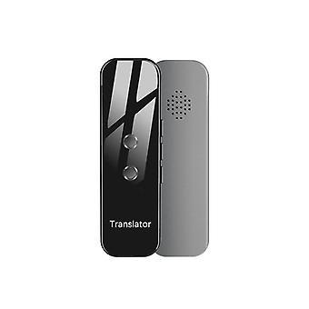 Mini traduttore intelligente wireless portatile, voce istantanea per imparare i viaggi
