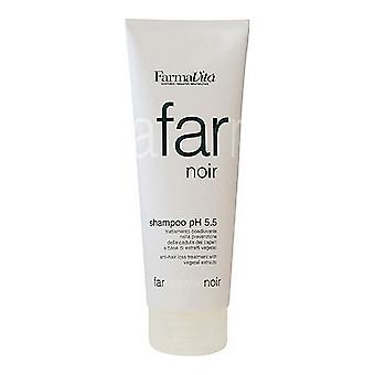 Anti-Hair Loss Shampoo Noir Farmavita (250 ml)