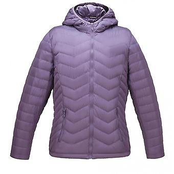 Women's Lightweight Packable Down Jacket With Hoodie