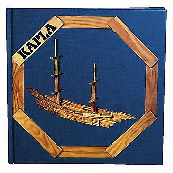 Kapla Volume 2 Art Book - Bleu
