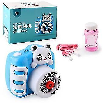 Пузырьковая камера, автоматическая машина для пузырьков света в форме мультфильма