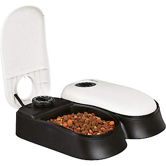 Automatic Meal Pet Feeder Dog Cat Food Dispenser Timer Dish Feed