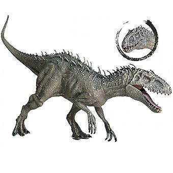 Children's Simulation Dinosaur Model Ocean Dinosaur Decoration Toy(Color12)