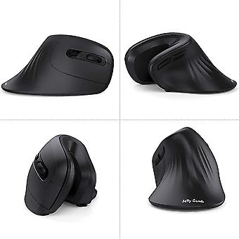 Bluetooth ergonomic mouse magic vertical wireless bluetooth & 2.4g usb mouse for laptop computer tablet slient mice