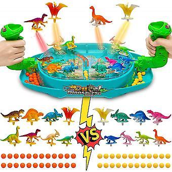 Dinosaur Toys 2-player Tir Dinosaur Toys jeux de société Jouets d'extérieur