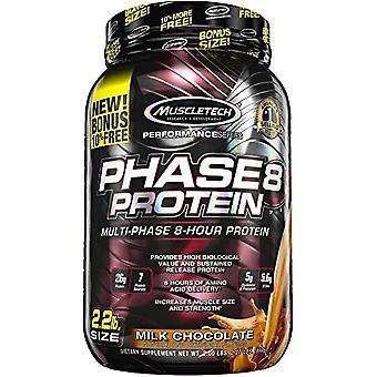 Phase8 Protein, Milk Chocolate - 998 grams