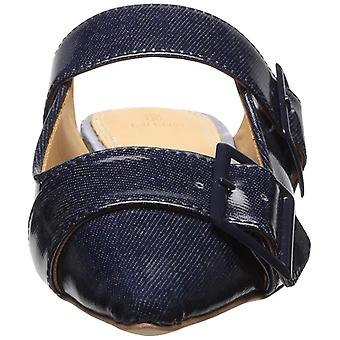 Bill Blass Women's Shoes FSY-N001 Pointed Toe Loafers