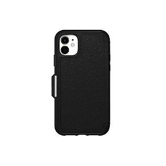 Otterbox Apple Iphone 11 Strada Series Case Shadow Black