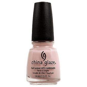 China Glaze Nail Polish - Diva Bride