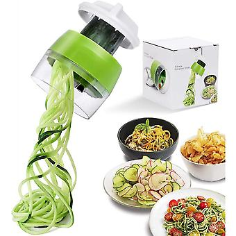 Four-in-one Handheld Vegetable And Fruit Slicer